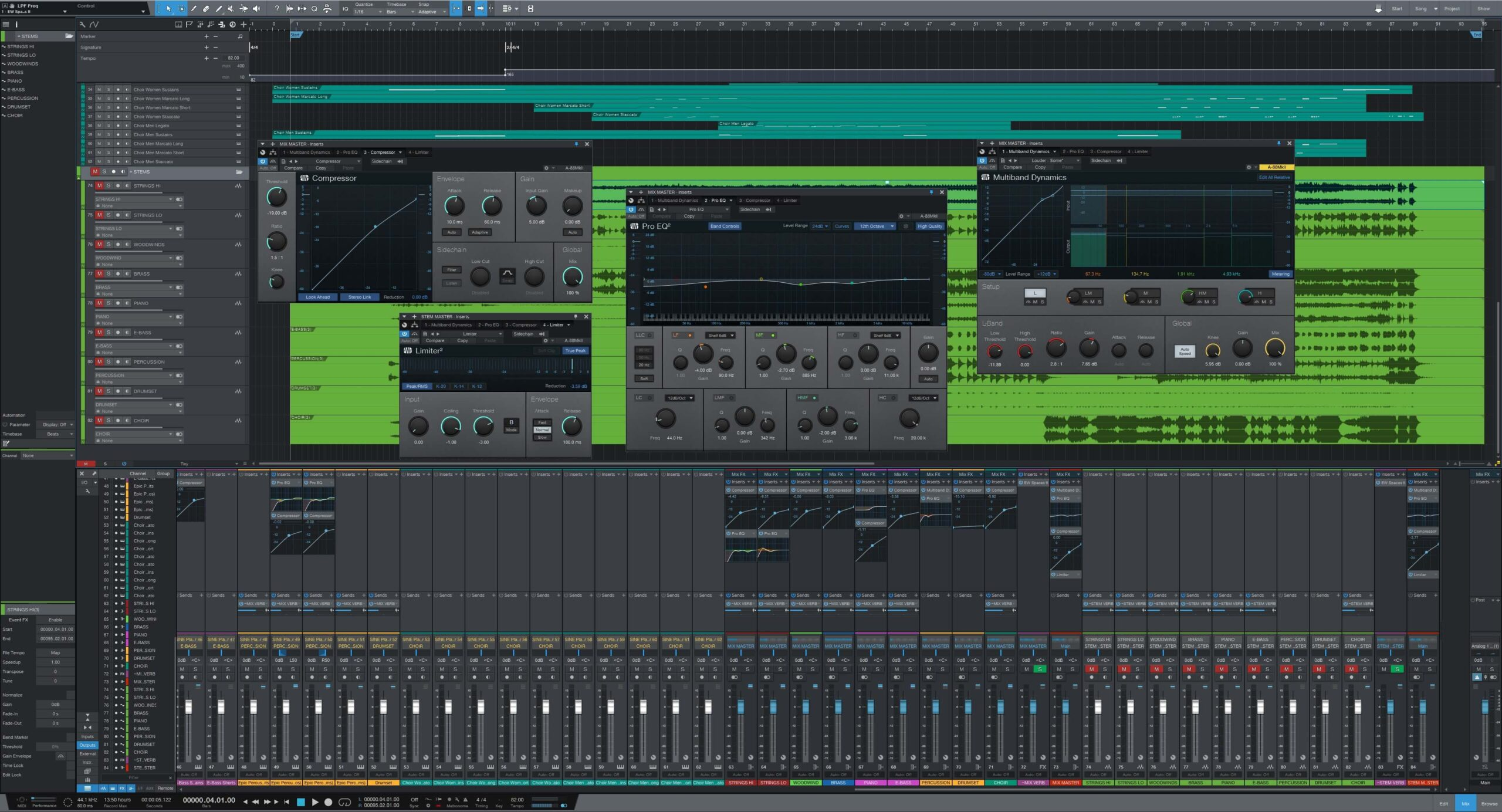 S1-stems and FX_4k